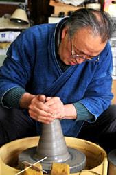 奥田英山陶芸教室セットプラン