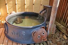 たぬき温泉