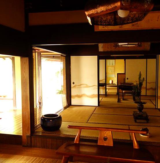 日本遺産・日本六古窯 信楽・小川亭に宿泊する